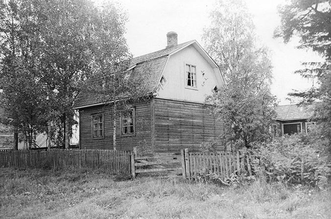 Dahlström, Juho. Aunela Koskenkylä.