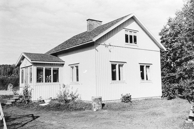 Heinonen, Viljo. Reunala Koskenkylä.