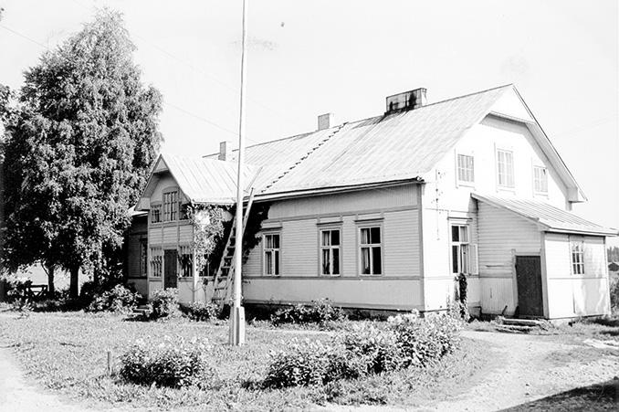 Heikkilä, Martti. Heikkilä Koskenkylä.