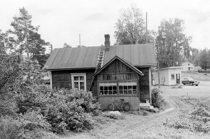Ida Heleniuksen per. Mäkitarha Koskenkylä.