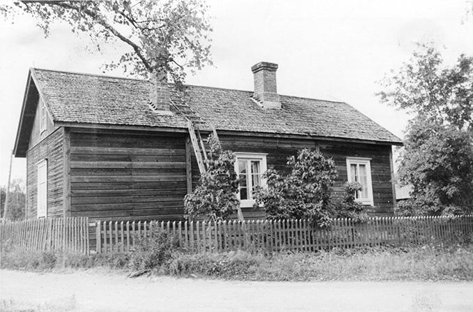 Häggman, Sylvi. Rantala Koskenkylä.