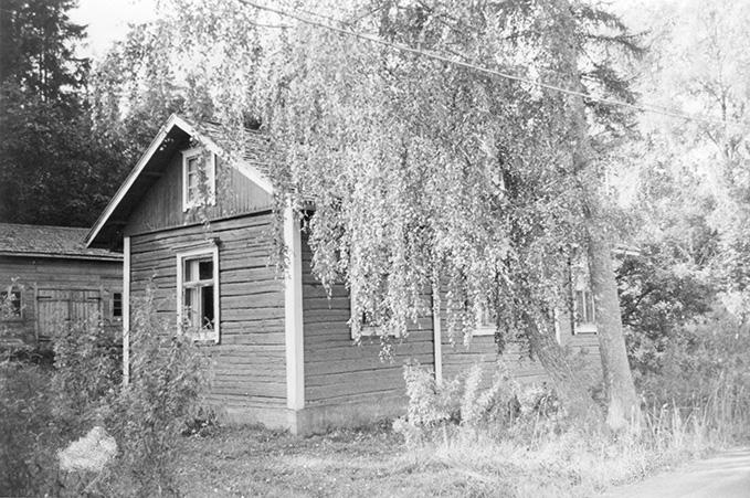 Häggman, Rosa. Kirkkosilta Koskenkylä.
