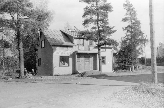 Hämäläinen, Paavo. Lestilä Koskenkylä.