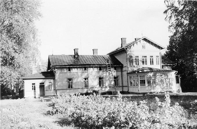Siviä Korhonen. Jokela RN Koskenkylä.
