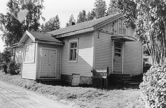 Korvenheimo. Ensilä Koskenkylä.