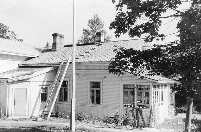 Kosken Hl Osuuskauppa II Koskenkylä.