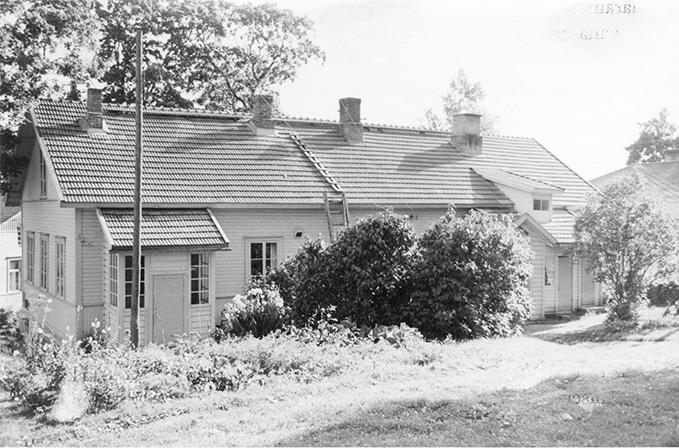 Kosken Hl Säästöpankki Koskenkylä.