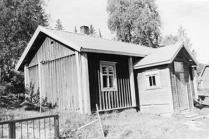 Kosken kunta (Karjakon asunto) Koskenkylä.