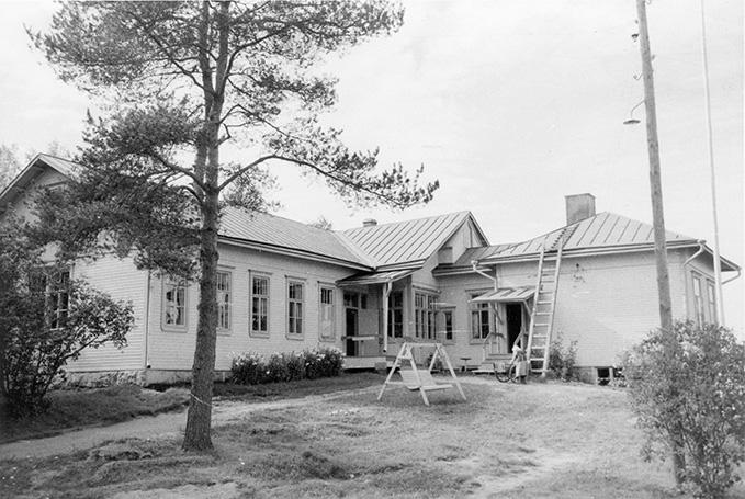 Kunnalliskoti Koskenkylä.