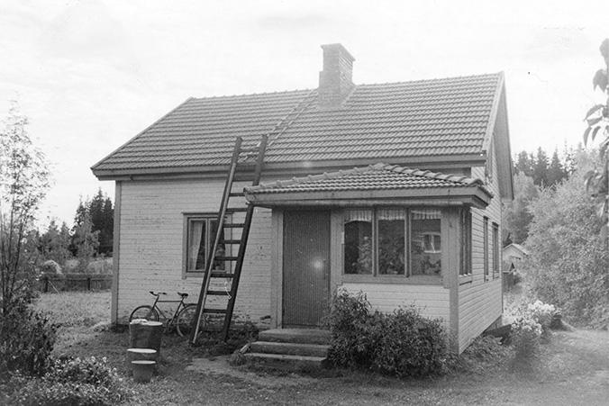 Laine, Väinö. Töyrylä Koskenkylä.