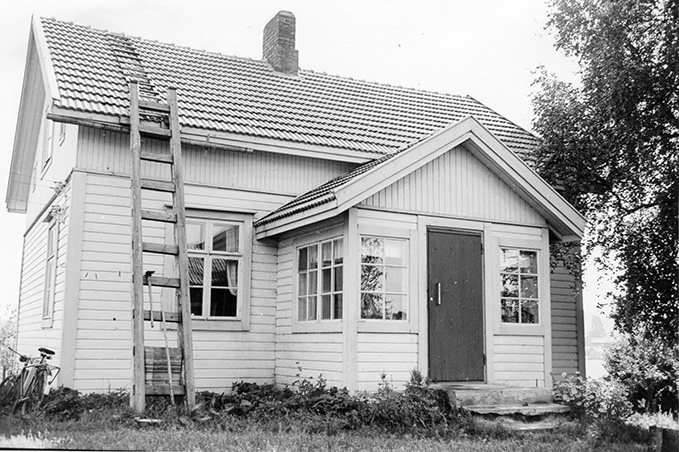Laurila, Erkki. Peltomaa Koskenkylä.