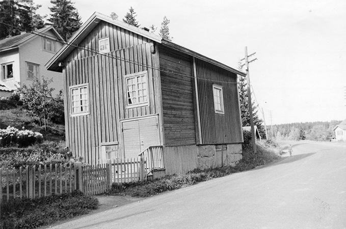 Lehtonen, Kalle. Kivirinne Koskenkylä.