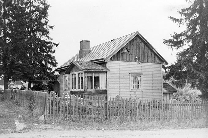 Lindfelt, Katri. Aakala Koskenkylä.