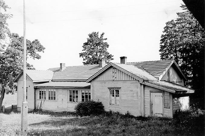 Lukkarila Koskenkylä.