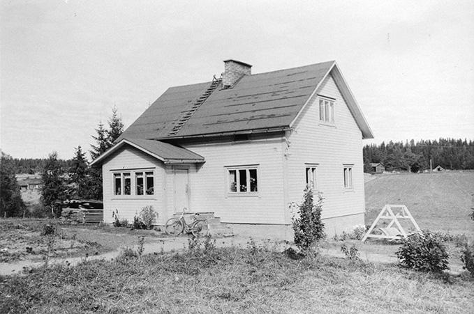 Nummela, Hugo. Reunamäki Koskenkylä.