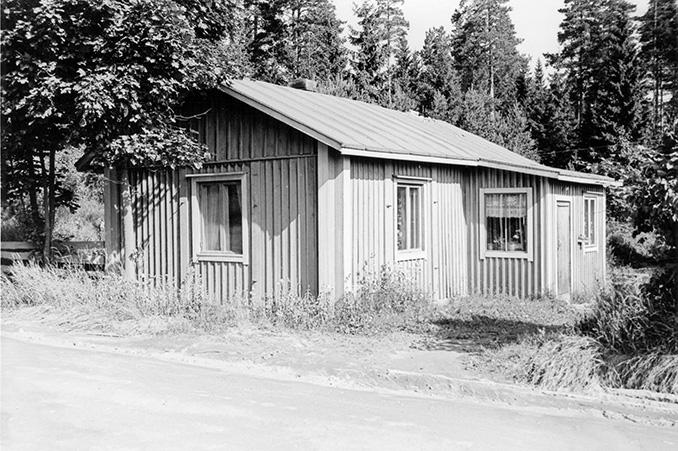 Nuorala, Martta. Leikoristi Koskenkylä.