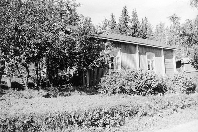 Paulus, Vihtori. Kalliomäki Koskenkylä.