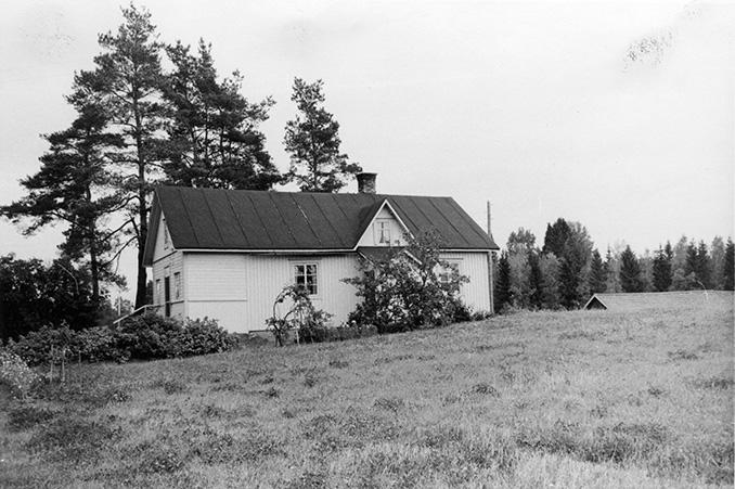 Rautavirta, Julius. Kenttälä Koskenkylä.