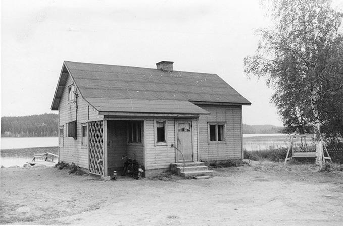 Rekola, Matti. Kulmala Koskenkylä.