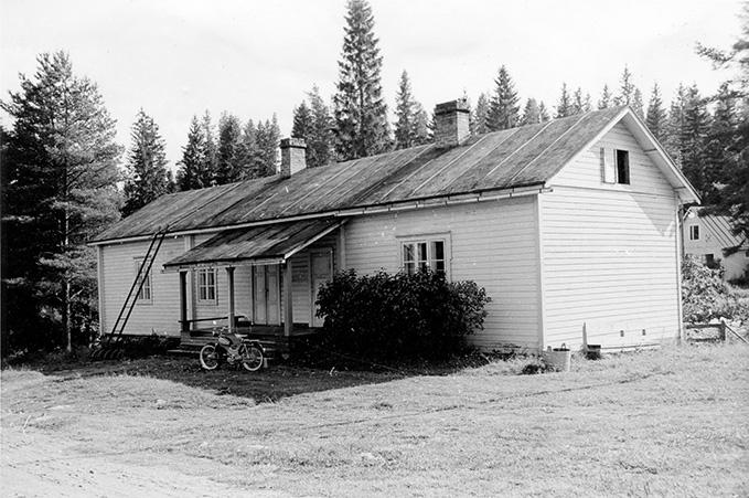 Kirkonmäen alakoulu, Koskenkylä.