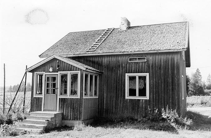 Vainio, Kalle. Koskenkylä.