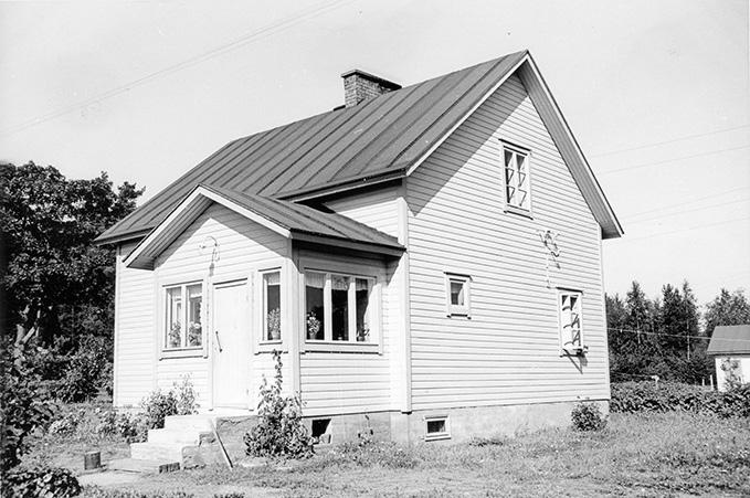 Vilén, Pentti. Kulmala Koskenkylä.