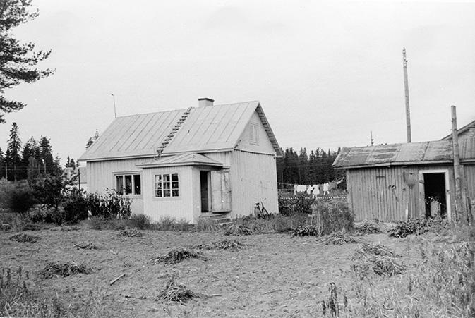Vuori, Heikki. Uudistila Koskenkylä.