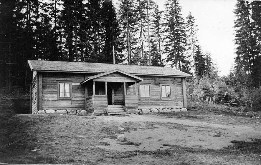Museorakennus 1958