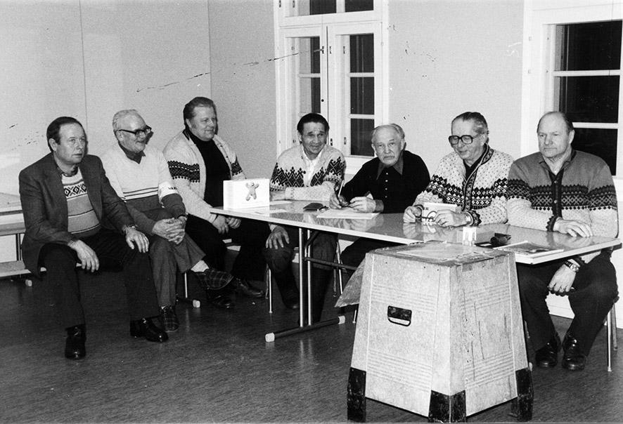 Hyväneulan vaalilautakunta 1982