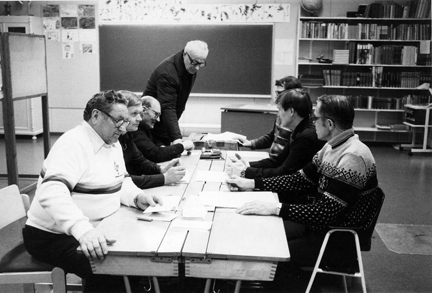 Etolan vaalilautakunta 1982