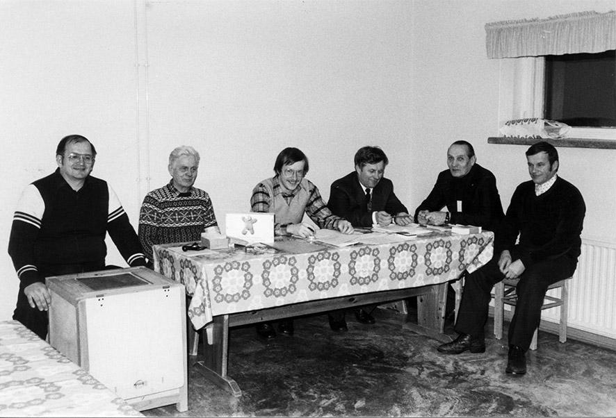 Pätilän vaalilautakunta 1982