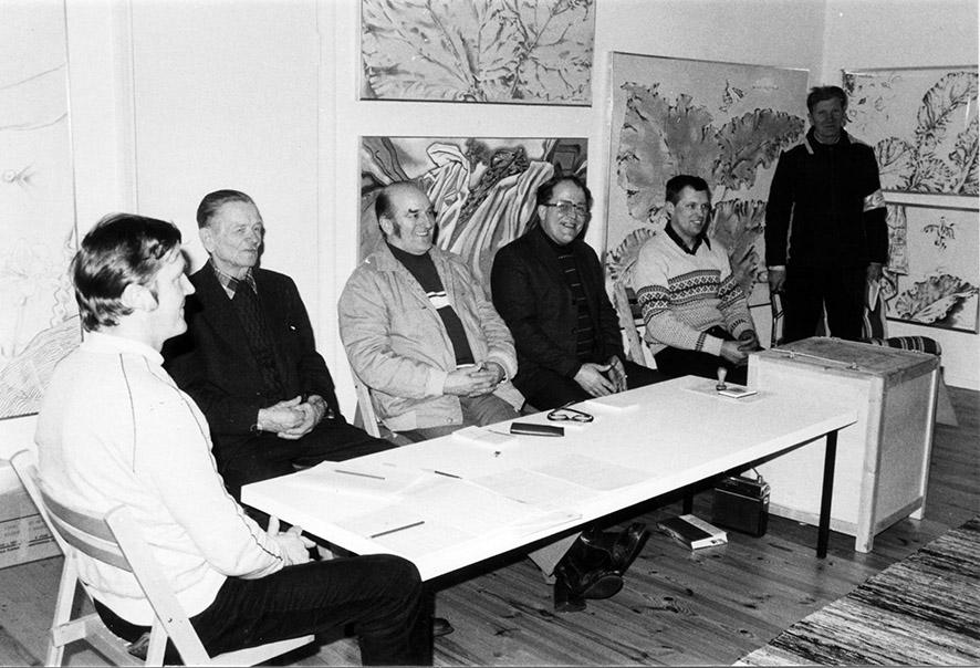 Mieholan vaalilautakunta 1982