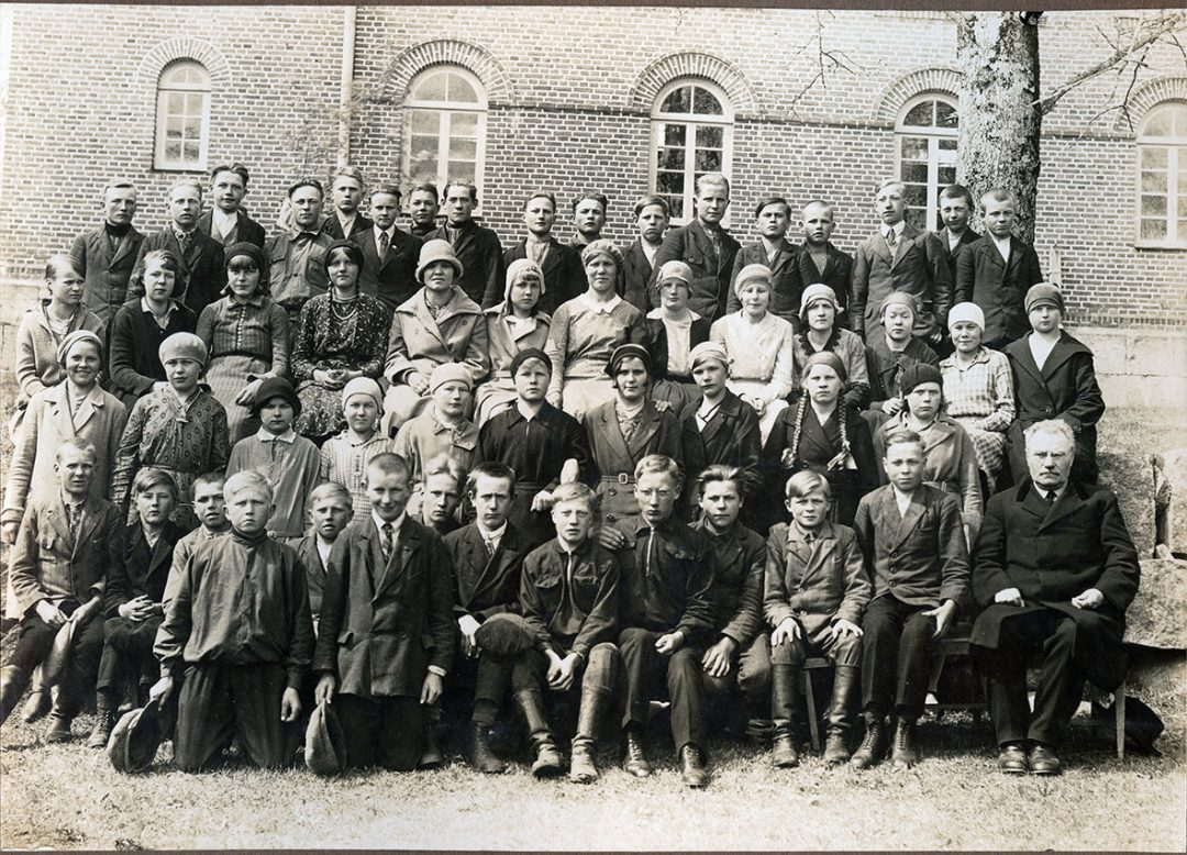Rippikuva 1932