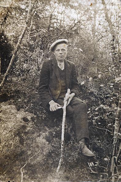 Toivo Sulkanen 1905