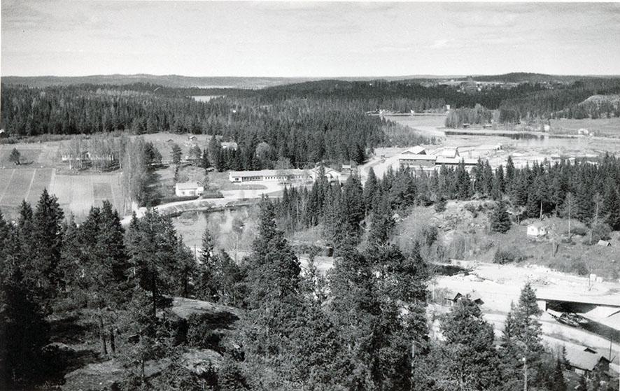 Näkymä Linnakalliolta 2