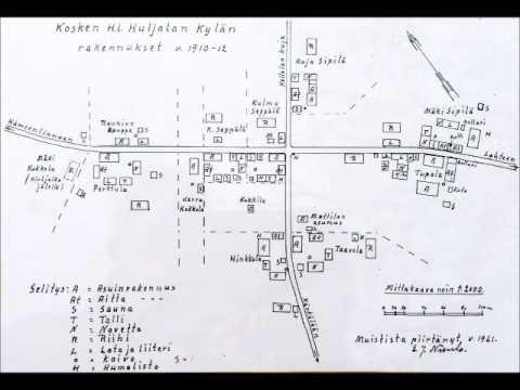 Pauli Tupala esitelmöi Huljalan palosta osa 2