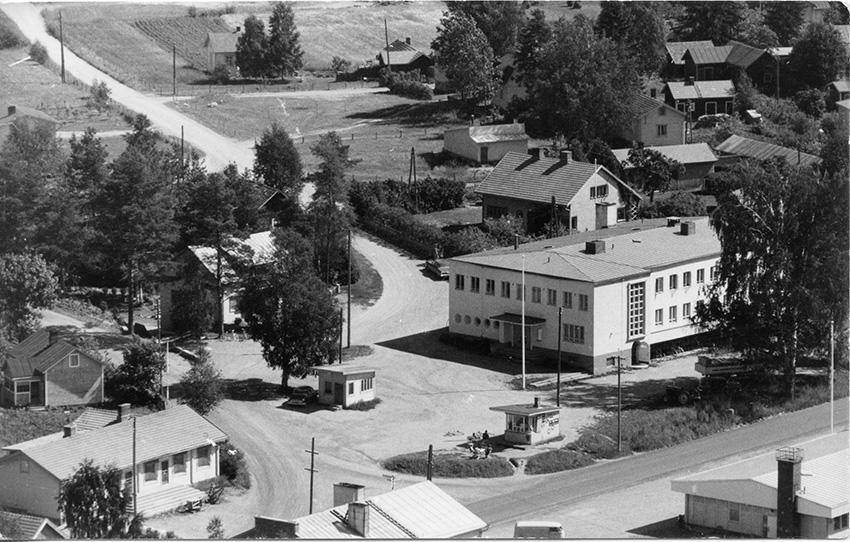 Kosken Seuralan historiikki vuosilta 1890 – 1977