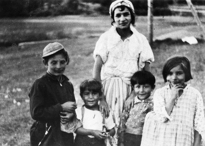 Roope Hagertin perhe