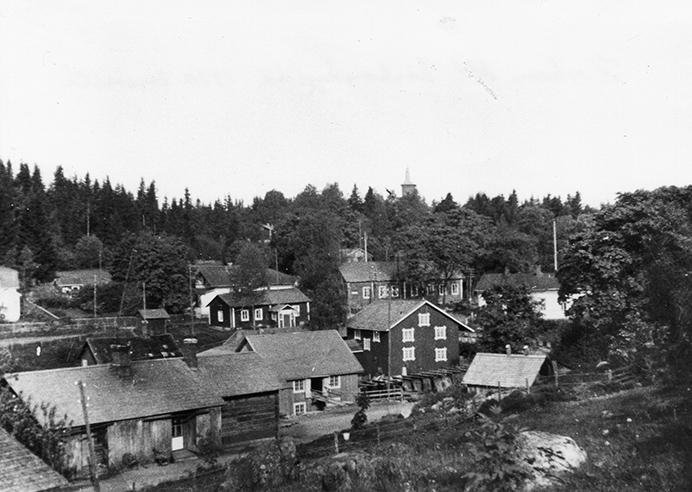Kirkonkylää