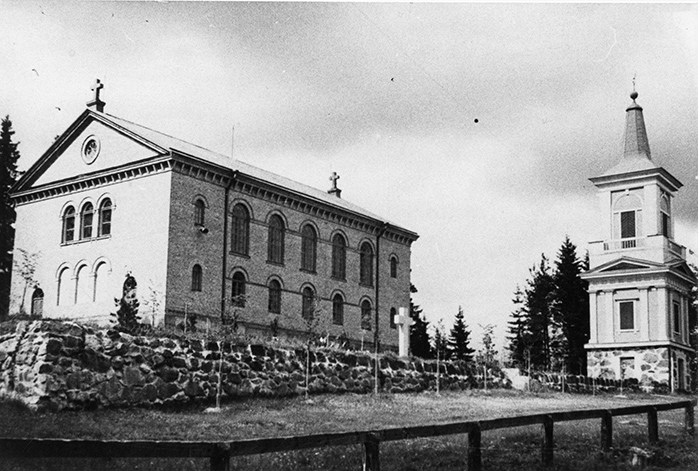 Piirteitä Kosken Hl seurakunnan kirkollisista oloista vv. 1721 – 1870