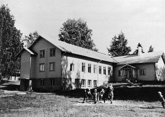 Mieholan kansakoulu