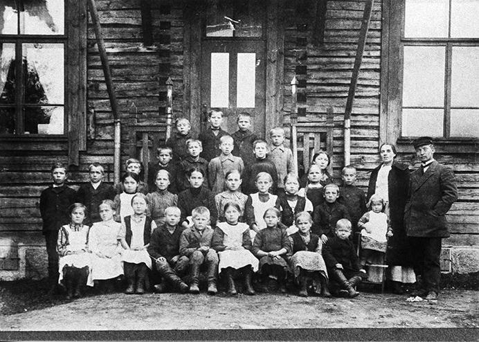 Mieholan koulu