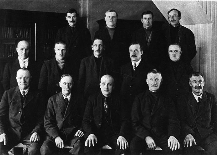 Kunnanvaltuusto vuonna 1929