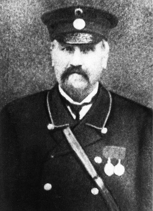 Kustaa Adolf Dahlström