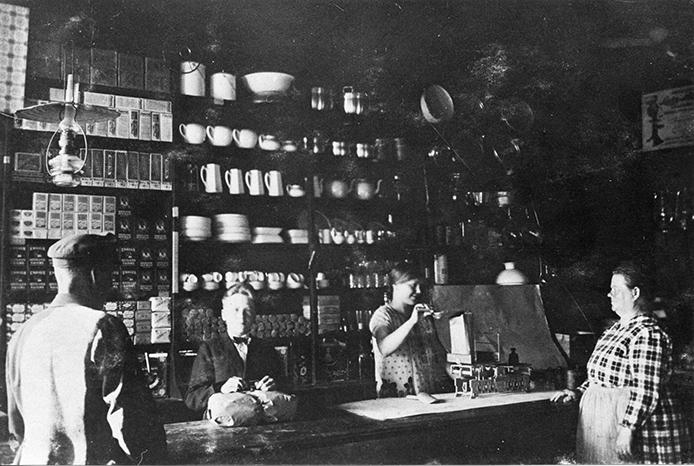 Sekatavarakauppa v. 1927