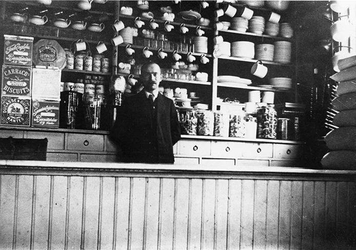 Lönnroosin kauppa v.1914