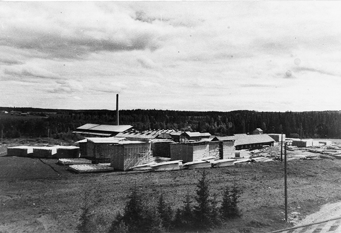 Hankalan Saha ja Tiilitehdas