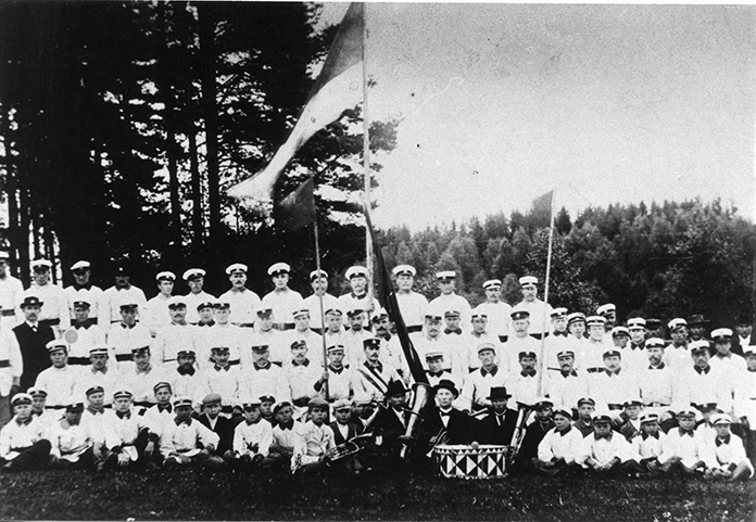 Kosken VPK vuonna 1898