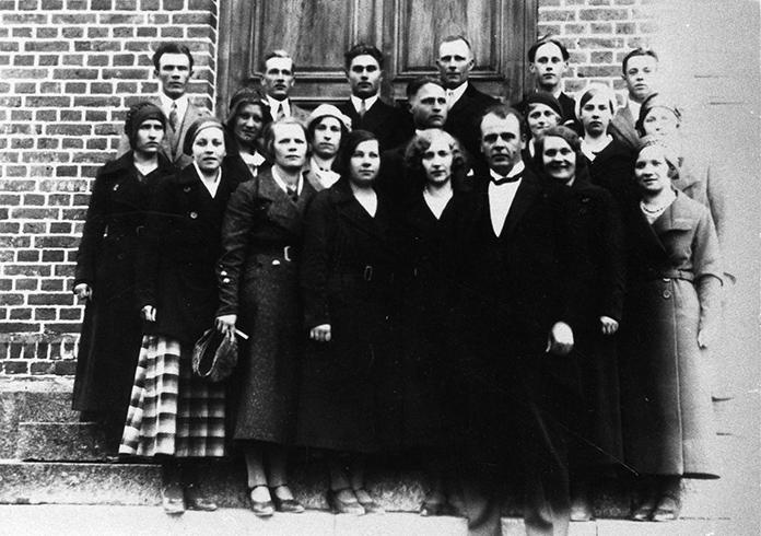 Sekakuoro v. 1933