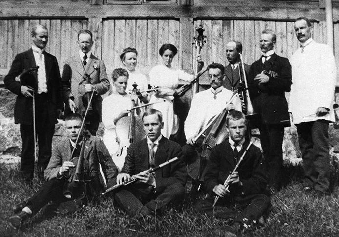 Kosken Orkesteri v. 1908 – 1914